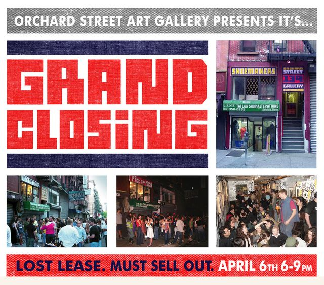 Orchard Street Art Gallery