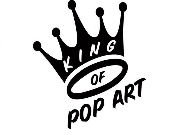 The King of Pop Art