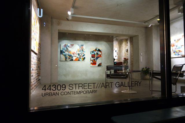 44309 STREET//ART GALLERY