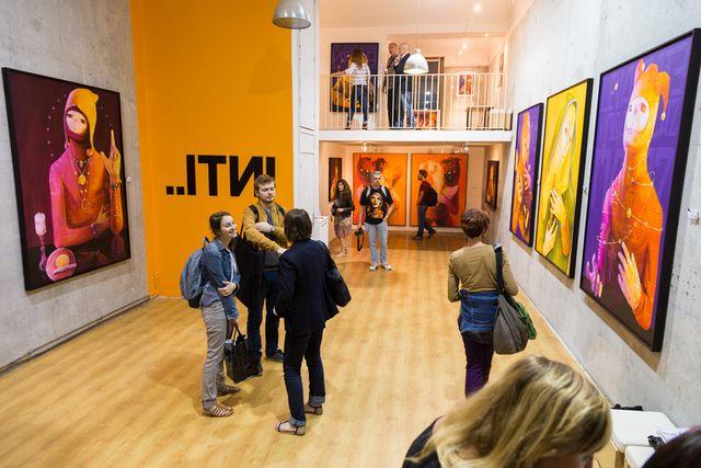 Itinerrance Gallery