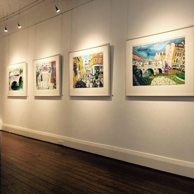 Harvey Galleries Seaforth