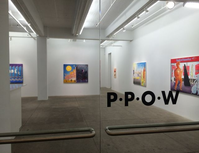 PPOW Gallery