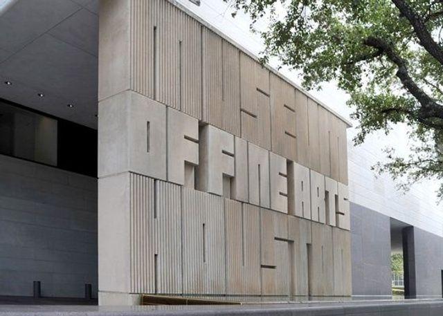 The Museum of Fine Arts, Houston