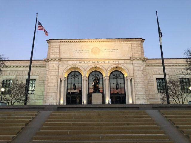 The Detroit Institute of Arts
