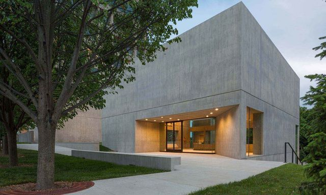 The Johnson Museum of Art